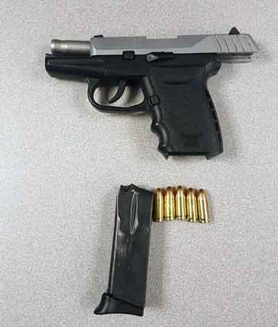 FH Gun recovered