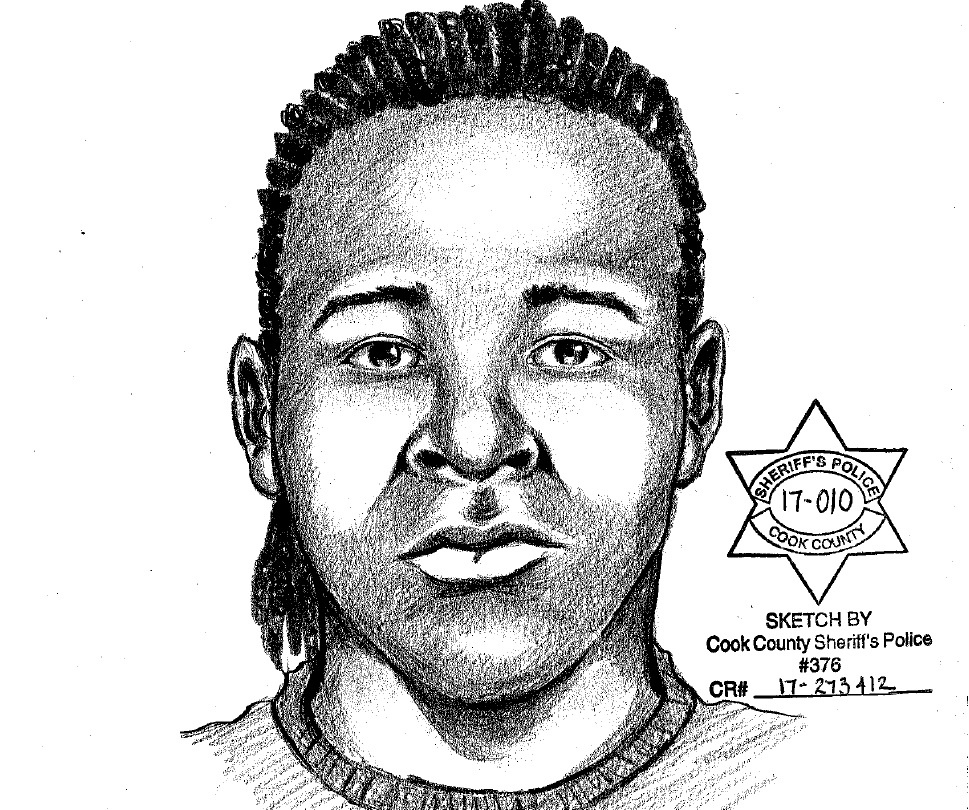 Sheriff Dart Seeks the Public's Help in Identifying Offender in Aggravated Kidnapping, Sexual Assault