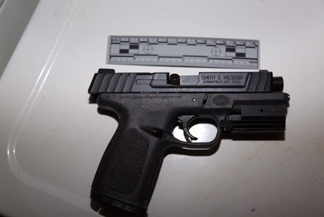 Ford Heights Man Charged after Child Accidently Shoots another Child