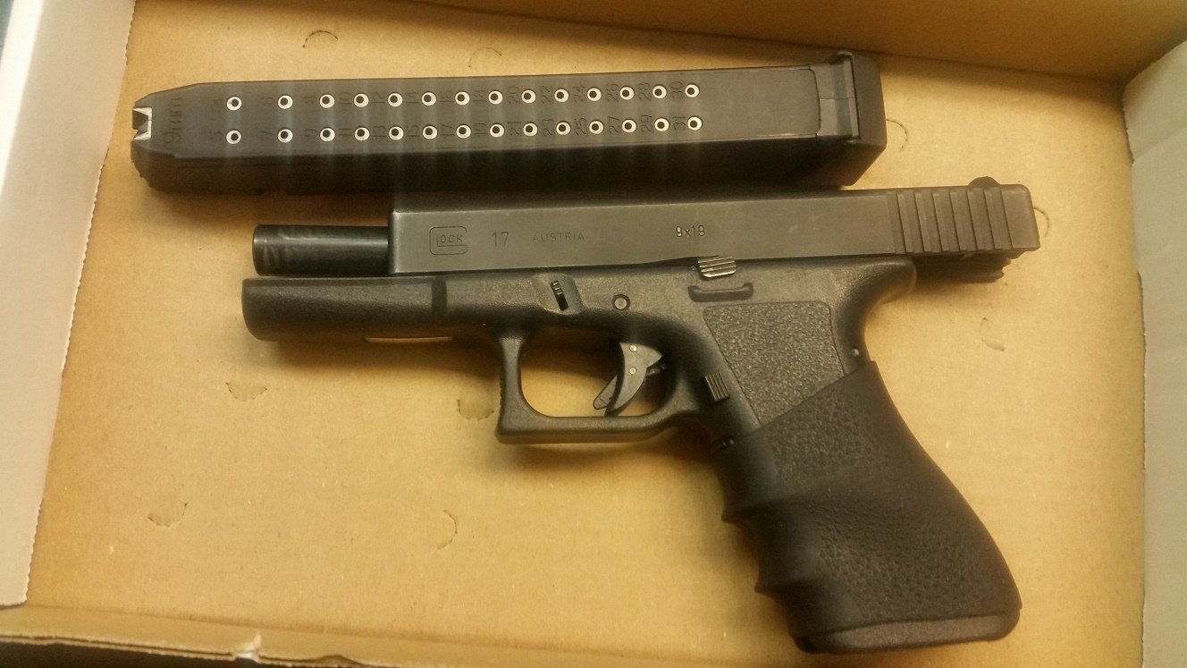 Chicago Man Charged with UUW by a Felon after Firearms Found in His Bedroom