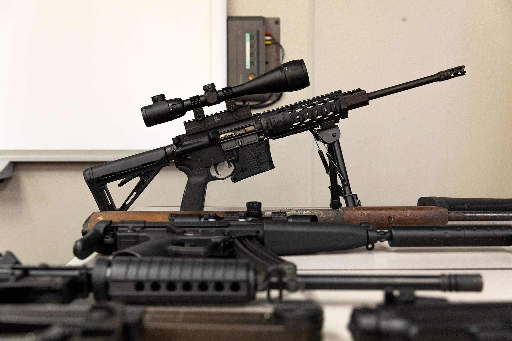 Sheriff Dart Proposes Reforms to Close Deadly Gun Regulation Loopholes